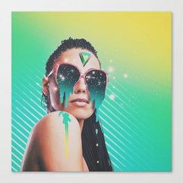 dreamer v01 Canvas Print