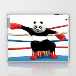 Boxing Panda Laptop & iPad Skin