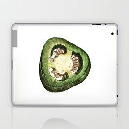 Jalapeño Slice Laptop & iPad Skin