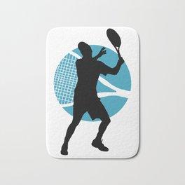 Tennis Indoor Smach Racket Bath Mat
