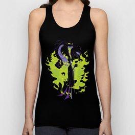 Maleficent Mistress of All Evil Unisex Tank Top