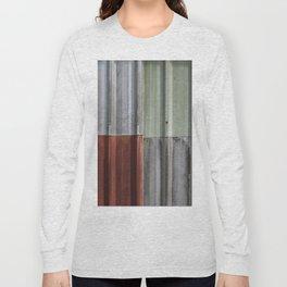 Corrugated Iron Long Sleeve T-shirt