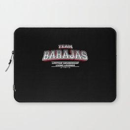 Team BARAJAS Family Surname Last Name Member Laptop Sleeve