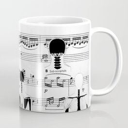 Spinal Chords from Wililam Tell Coffee Mug