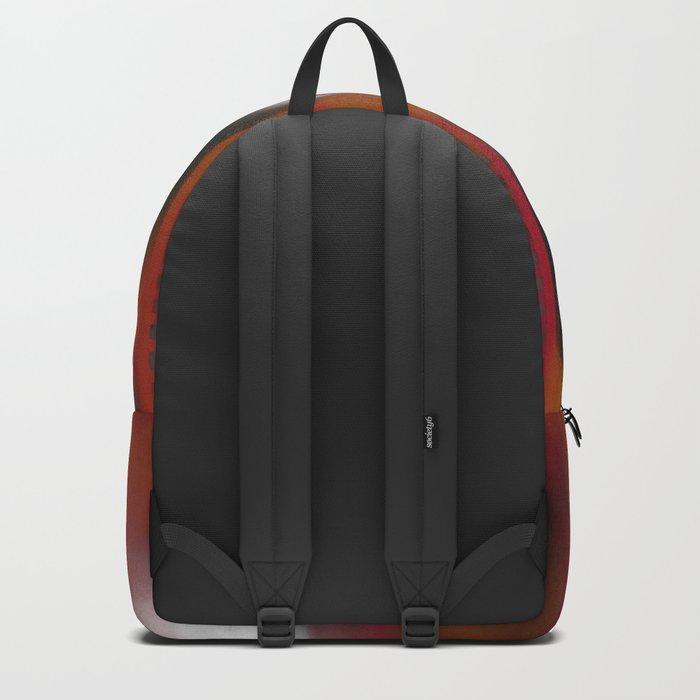 Boho Magic (red) Backpack