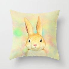 Some Bunny... Throw Pillow