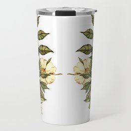 The Rabbit and the Cat Travel Mug