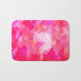 Pink Wash Bath Mat