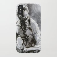 clint eastwood iPhone & iPod Cases featuring Clint Eastwood by onez