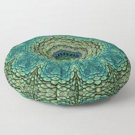 Shangri-La Mandala Floor Pillow
