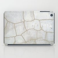 cracked iPad Cases featuring Cracked  by Ethna Gillespie