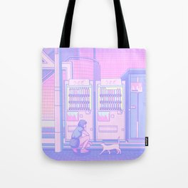 Vending Machines Tote Bag