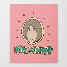 Hype Man Canvas Print