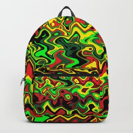 Rasta Vibrations Backpack