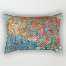 Moths 4 Rectangular Pillow