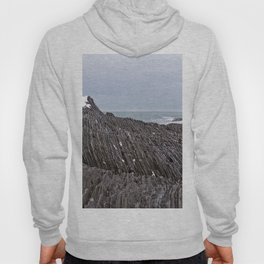 The Ends of the Earth are Frozen in Time Hoody