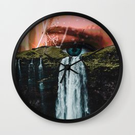 Lovesickness Wall Clock