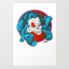 dred Art Print