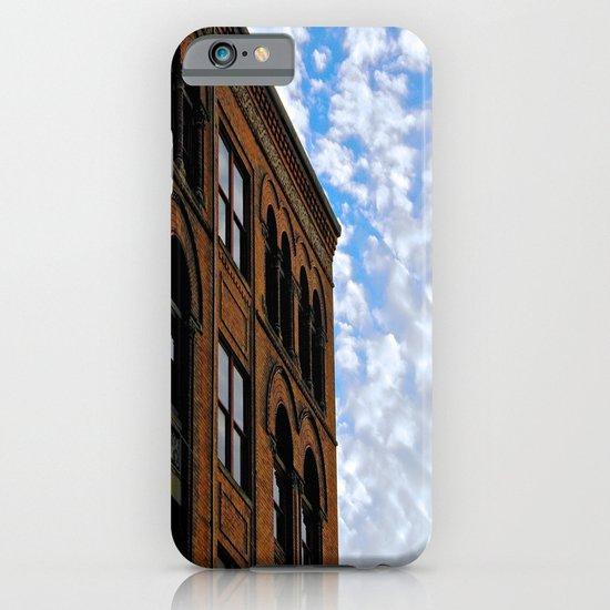 Corner of Main St. & Sky iPhone & iPod Case