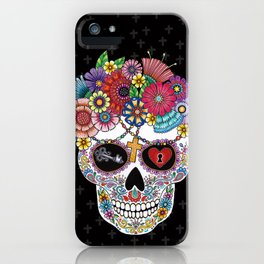 Lost Love BLACK iPhone Case