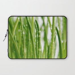 Green gras 03 Laptop Sleeve
