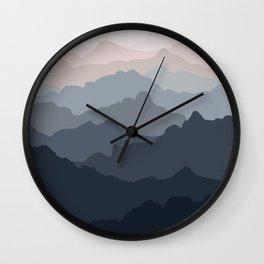 pnkmtn Wall Clock