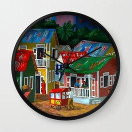 Santurce Wall Clock