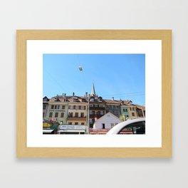 Switzerland 2010 Framed Art Print