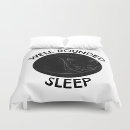 Well Rounded Sleep Duvet Cover