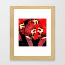 conference Framed Art Print