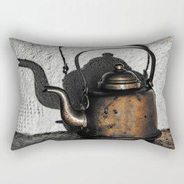 Back InThe Day Rectangular Pillow