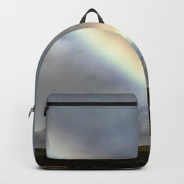 Rainbow Over Iceland Backpack
