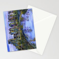 Philly Skyline Stationery Cards