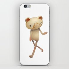 a Bear  iPhone & iPod Skin