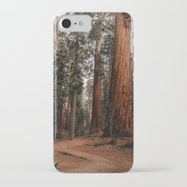 A Very Nice Place to Sit iPhone Case