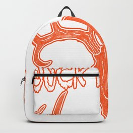 Buck Hunter Deer Hunting Gifts Backpack
