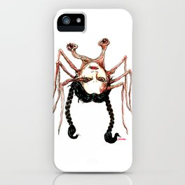 Wednesday Thing iPhone Case