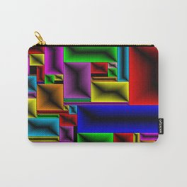 ColorBlox - Hammered Carry-All Pouch