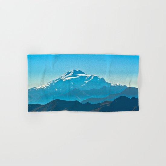 The top of Elbrus Hand & Bath Towel