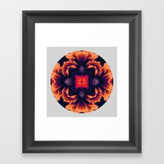 Mandala VIII Framed Art Print