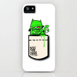 Pocket Monster iPhone Case