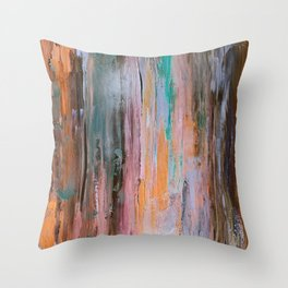Abstract 1.5 Throw Pillow