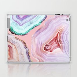 Mineral Agates #Glam collection Laptop & iPad Skin