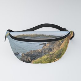 Porth Seascape Fanny Pack