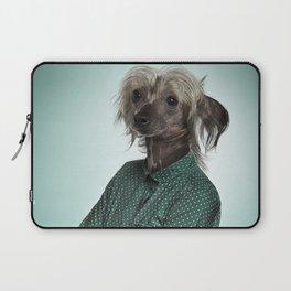 Chinese hairless crested dog Laptop Sleeve