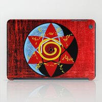 naruto iPad Cases featuring Naruto seal by tanduksapi
