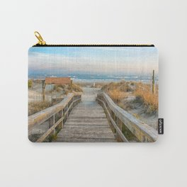 I Can Hear The Waves Calling My Name Carry-All Pouch