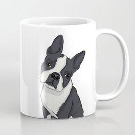 Boston Terrier Pup Coffee Mug