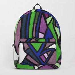 Beyond Graffiti Style Drawing Backpack