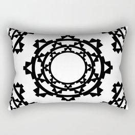 Pre-Columbian II Rectangular Pillow